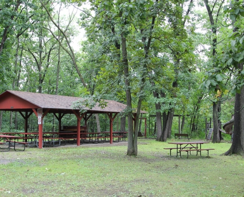 Park Shelter 1